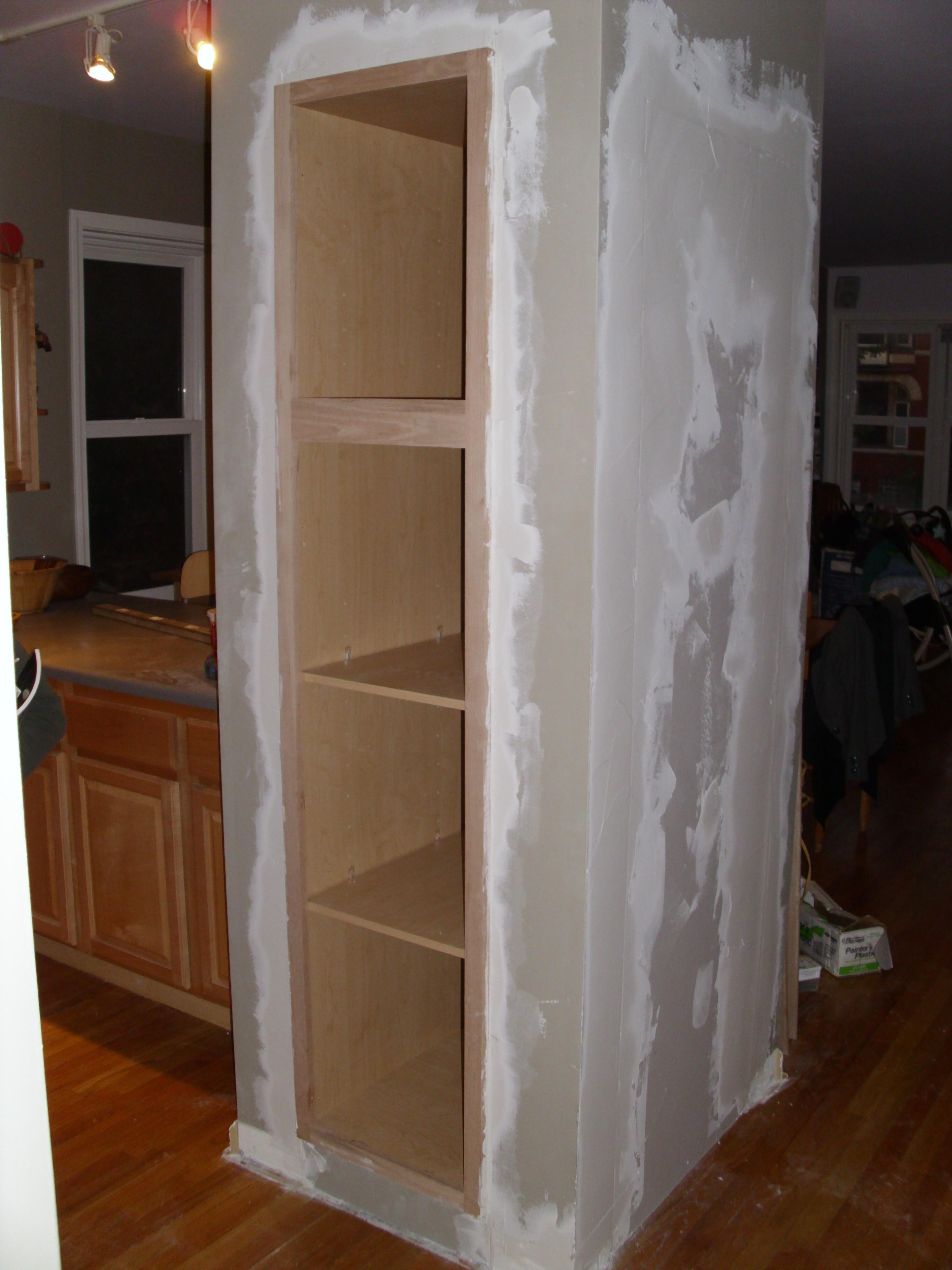Cabinet Pantry Door Images